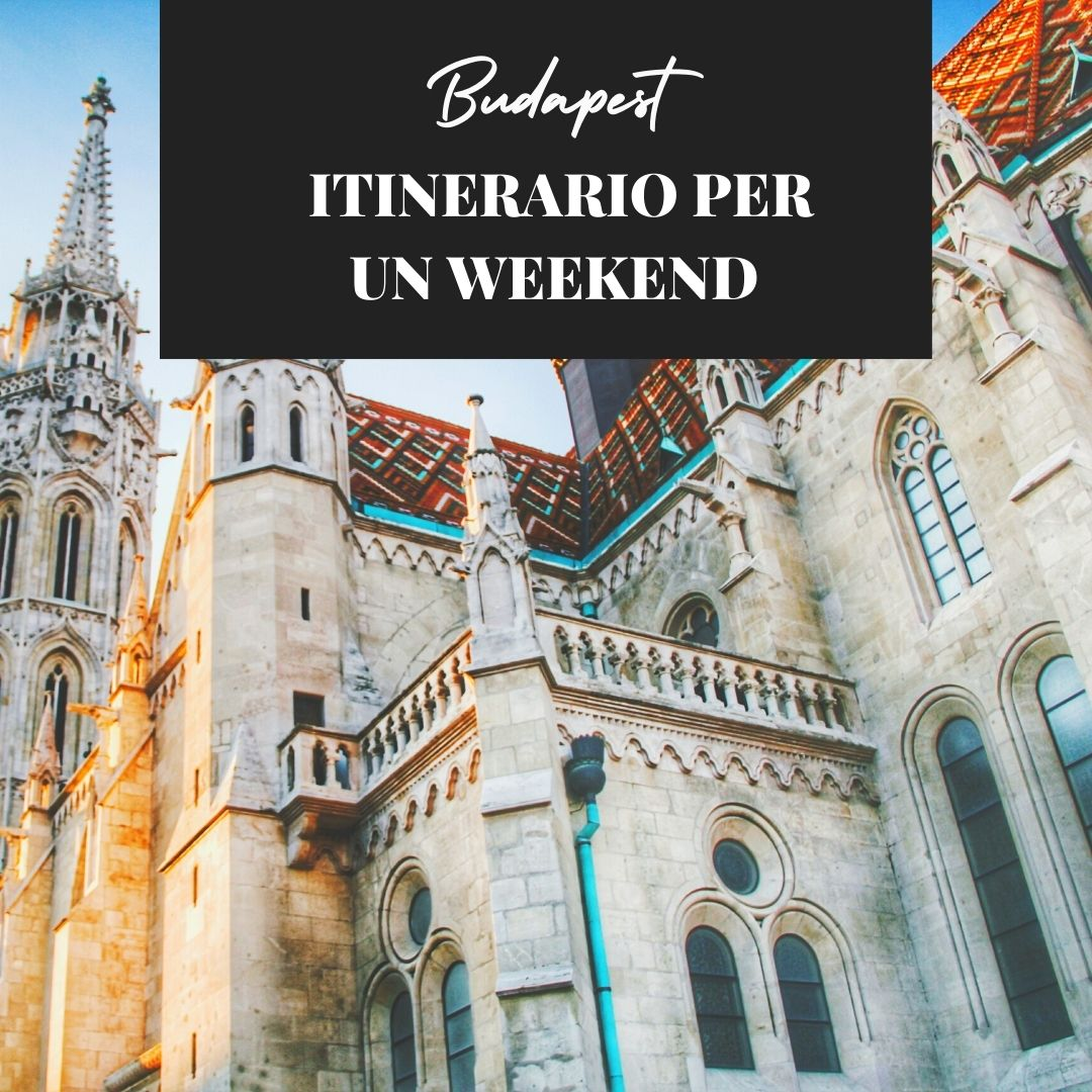 budapest-itinerario-per-un-weekend