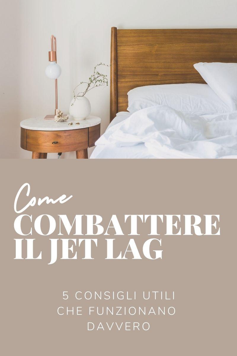 come combattere il jet-lag